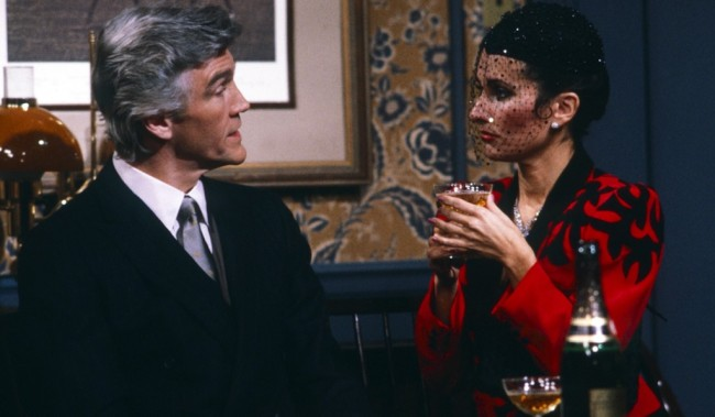 amc erica adam ALL MY CHILDREN, from left: David Canary, Susan Lucci, 1984, 1970-2011. © American Broadcasting Company /Courtesy Everett Collection