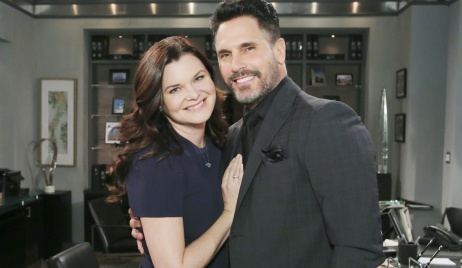 "bb bill katie Heather Tom, Don Diamont""The Bold and the Beautiful"" SetCBS Television CityLos Angeles, Ca.02/13/19© Howard Wise/jpistudios.com310-657-9661"