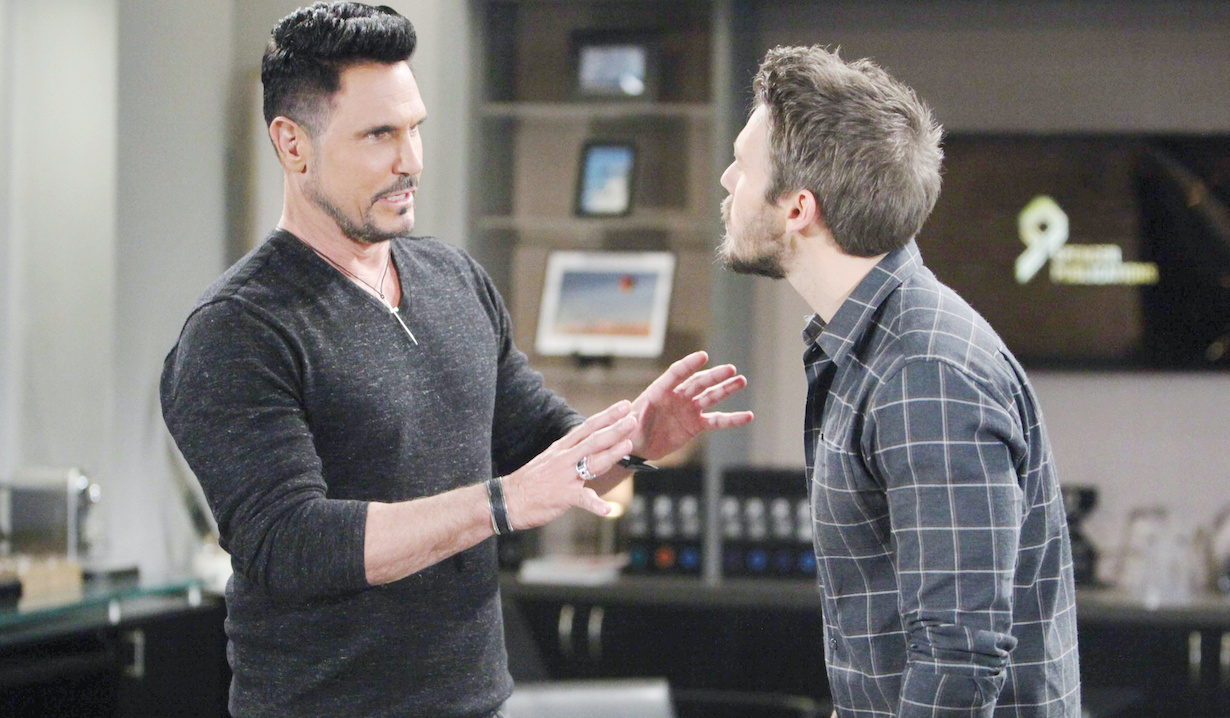 "Don Diamont, Scott Clifton ""The Bold and the Beautiful"" bill liam hw"