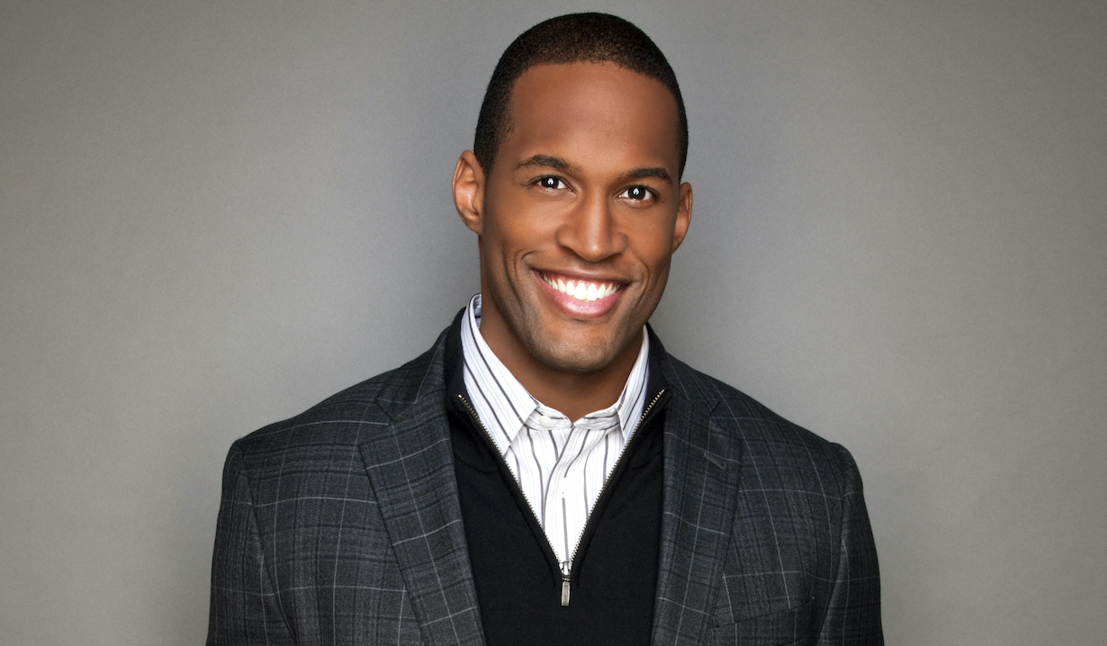 Lawrence Saint-Victor as Carter Walton on THE BOLD AND THE BEAUTIFUL Weekdays (1:30-2:00 PM, ET; 12:30-1:00 PM, PT) on the CBS Television Network. Photo: Gilles Touca/ Bell-Phillip Television Productions, Inc. ©2012 Bell-Phillip Television Productions, Inc.All Rights Reserved