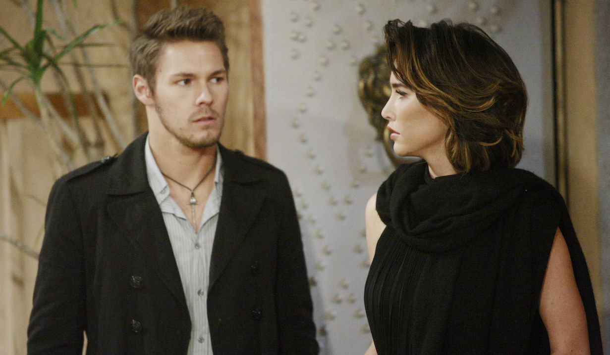 Jacqueline MacInnes Wood, Scott Clifton bb liam steffy