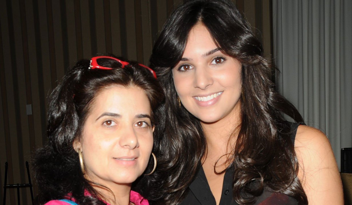 camila banus and mom DAYS