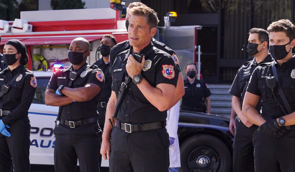 Rob Lowe leads the cast of 9-1-1: Lone Star