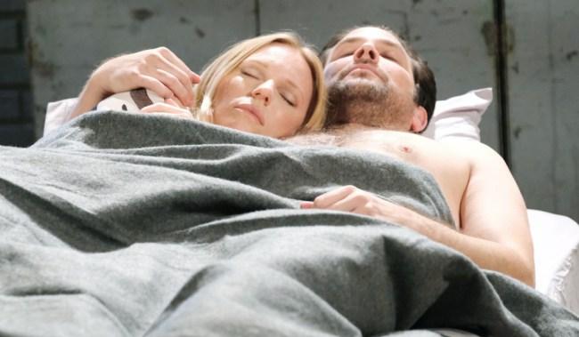 "jake abigail Brandon Barash, Marci Miller""Days of our Lives"" SetNBC StudiosBurbank09/30/20© XJJohnson/jpistudios.com310-657-9661Episode # 13985U.S.Airdate 11/25/20"