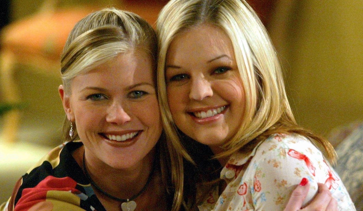 "Alison Sweeney and Kirsten Storms ""Days of our Lives"" sami belle ps"