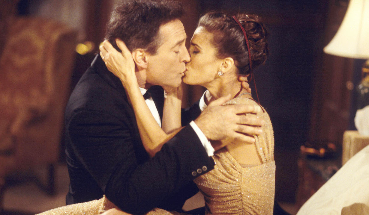 "Kristian Alfonso/Drake Hogestyn ""Days of our Lives"" john gina"