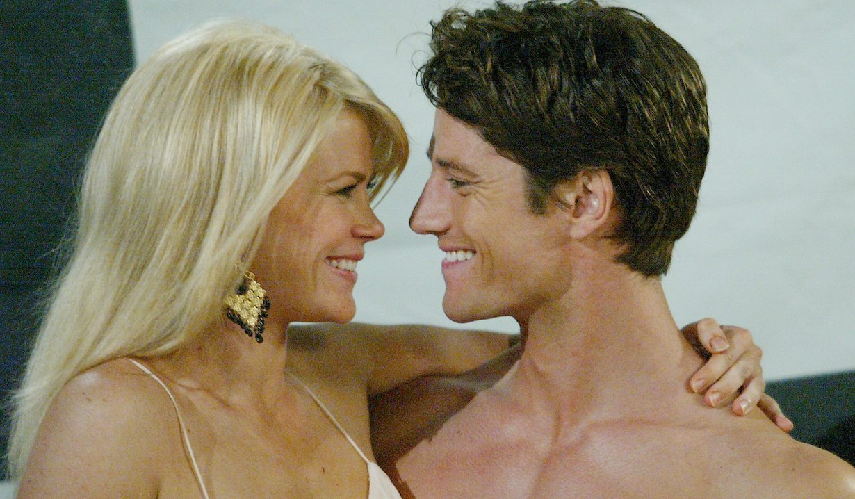 "Alison Sweeney, James Scott ""Days Of Our Lives"" ej sami ps"