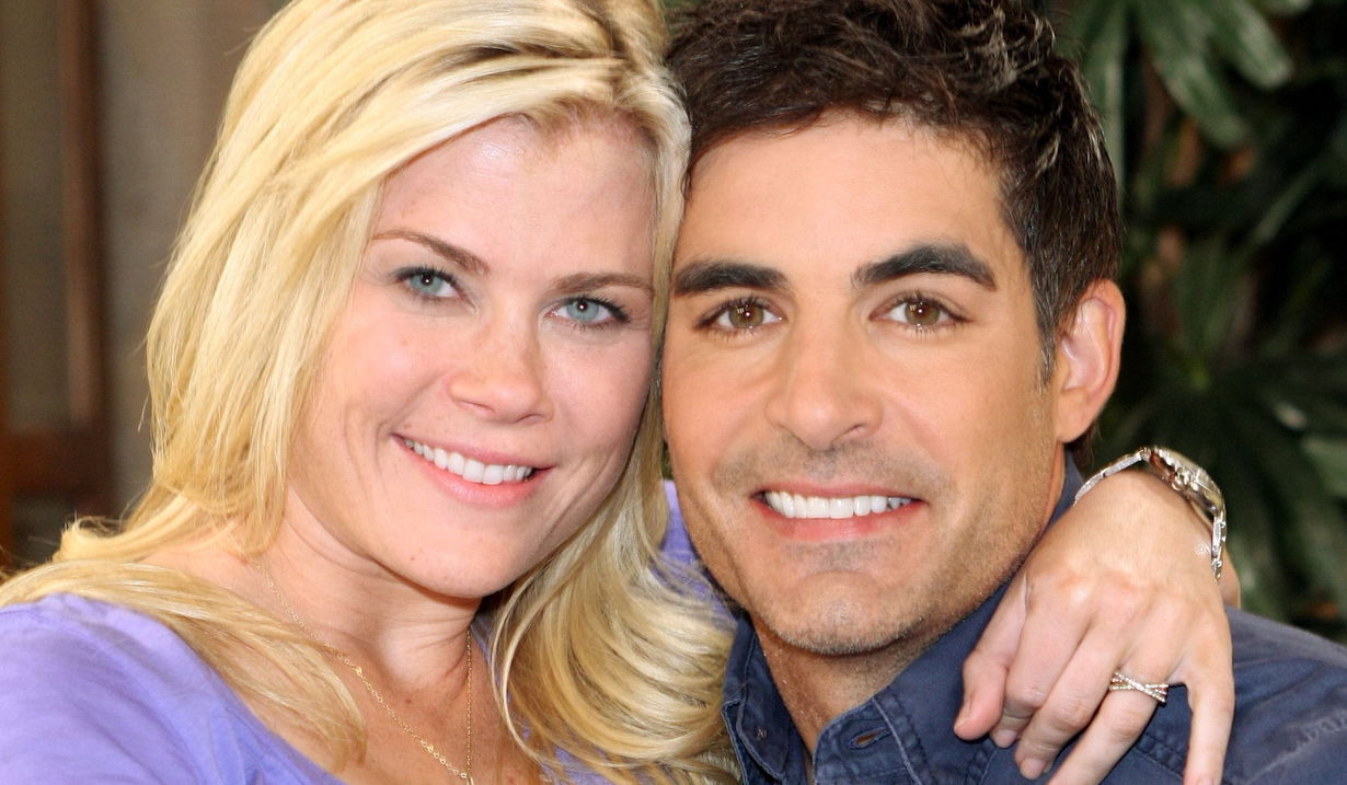 "Galen Gering, Alison Sweeney ""Days of our Lives"" sami rafe ps"