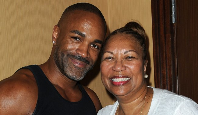 donnell turner and mom GH