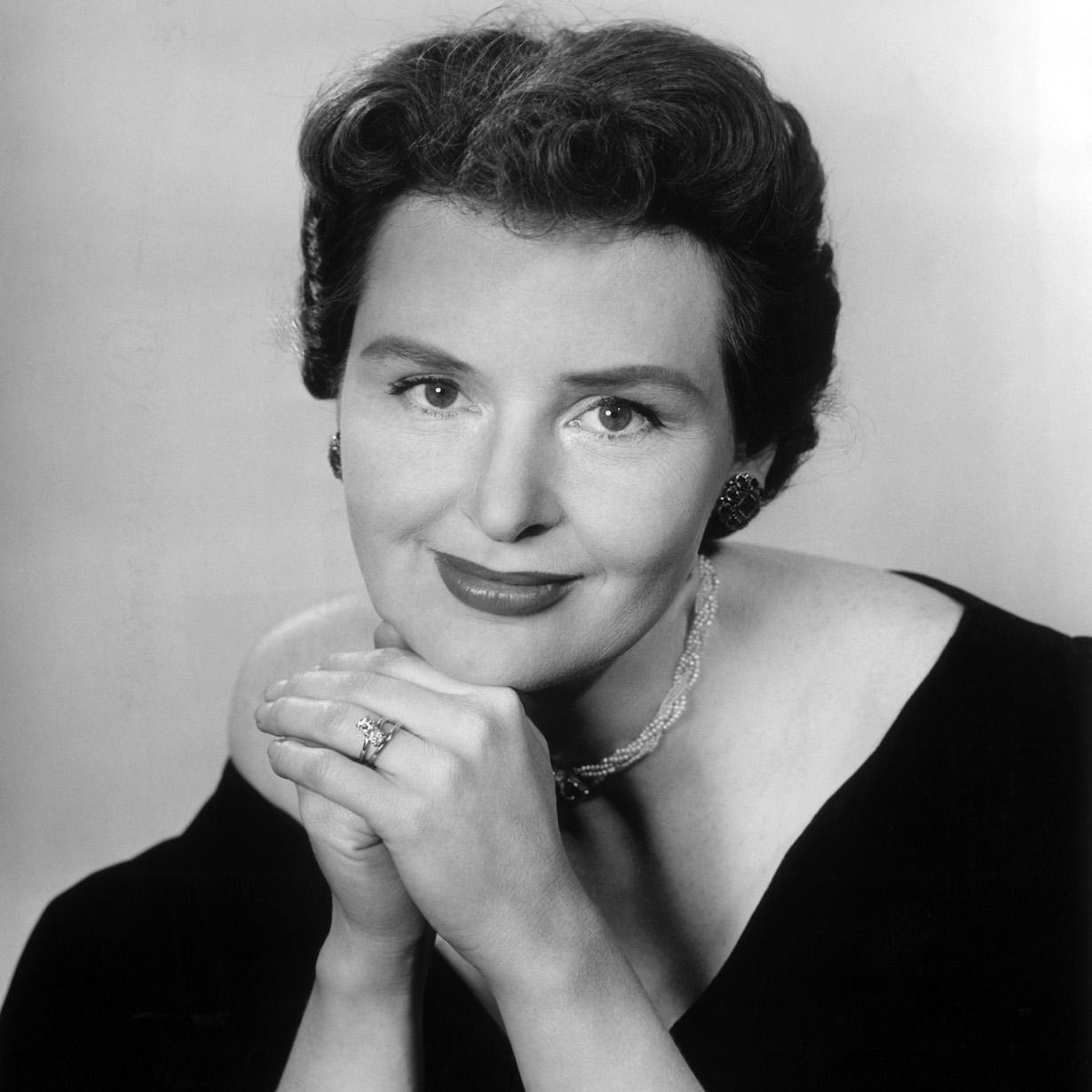 PORTIA FACES LIFE, Frances Reid, 1954-55