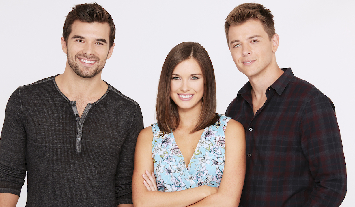 """chase michael willow GENERAL HOSPITAL - The Emmy-winning daytime drama """"General Hospital"""" airs Monday-Friday (3:00 p.m. - 4:00 p.m., ET) on the ABC Television Network. GH18(ABC/Craig Sjodin)JOSH SWICKARD, KATELYN MACMULLEN, CHAD DUELL"""