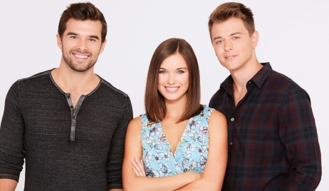 "chase michael willow GENERAL HOSPITAL - The Emmy-winning daytime drama ""General Hospital"" airs Monday-Friday (3:00 p.m. - 4:00 p.m., ET) on the ABC Television Network. GH18(ABC/Craig Sjodin)JOSH SWICKARD, KATELYN MACMULLEN, CHAD DUELL"