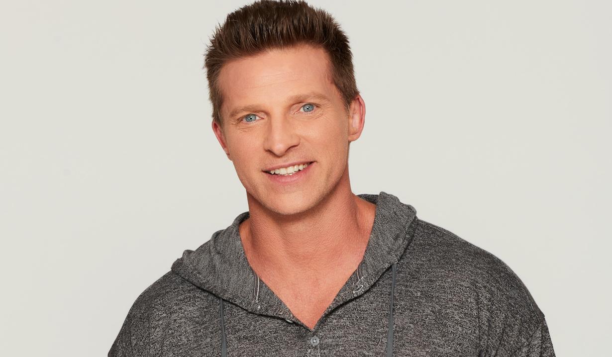 "jason GENERAL HOSPITAL - Stve Burton plays ""Jason"" on the Emmy-winning daytime drama ""General Hospital"" which airs Monday-Friday (3:00 p.m. - 4:00 p.m., ET) on the ABC Television Network. GH18(ABC/Craig Sjodin)STEVE BURTON"