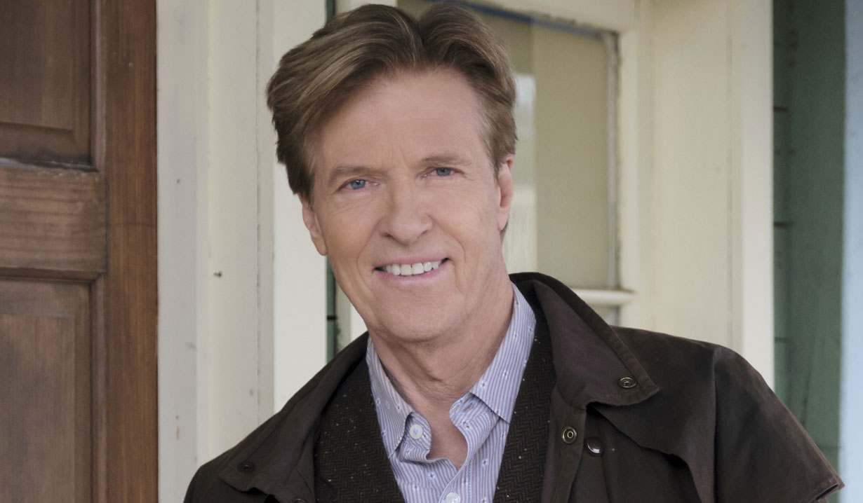 jack wagner as bill when calls the heart hallmark