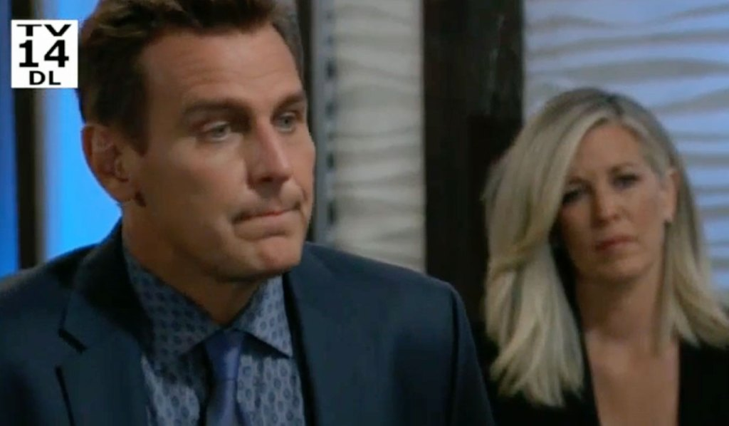 Jax comes clean with Nina on GH