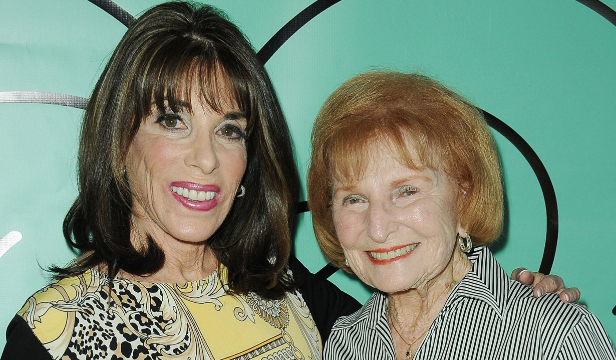kate linder and mom Y&R
