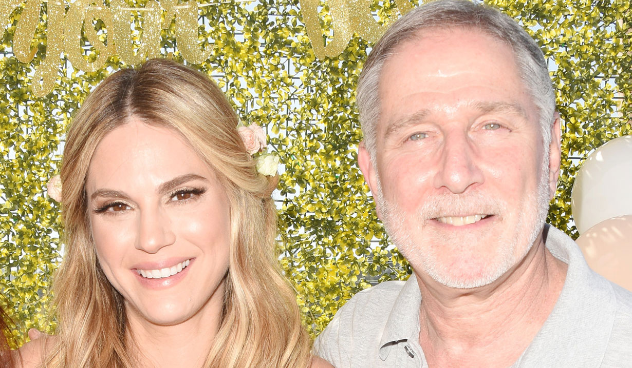 kelly kruger and her dad B&B Y&R