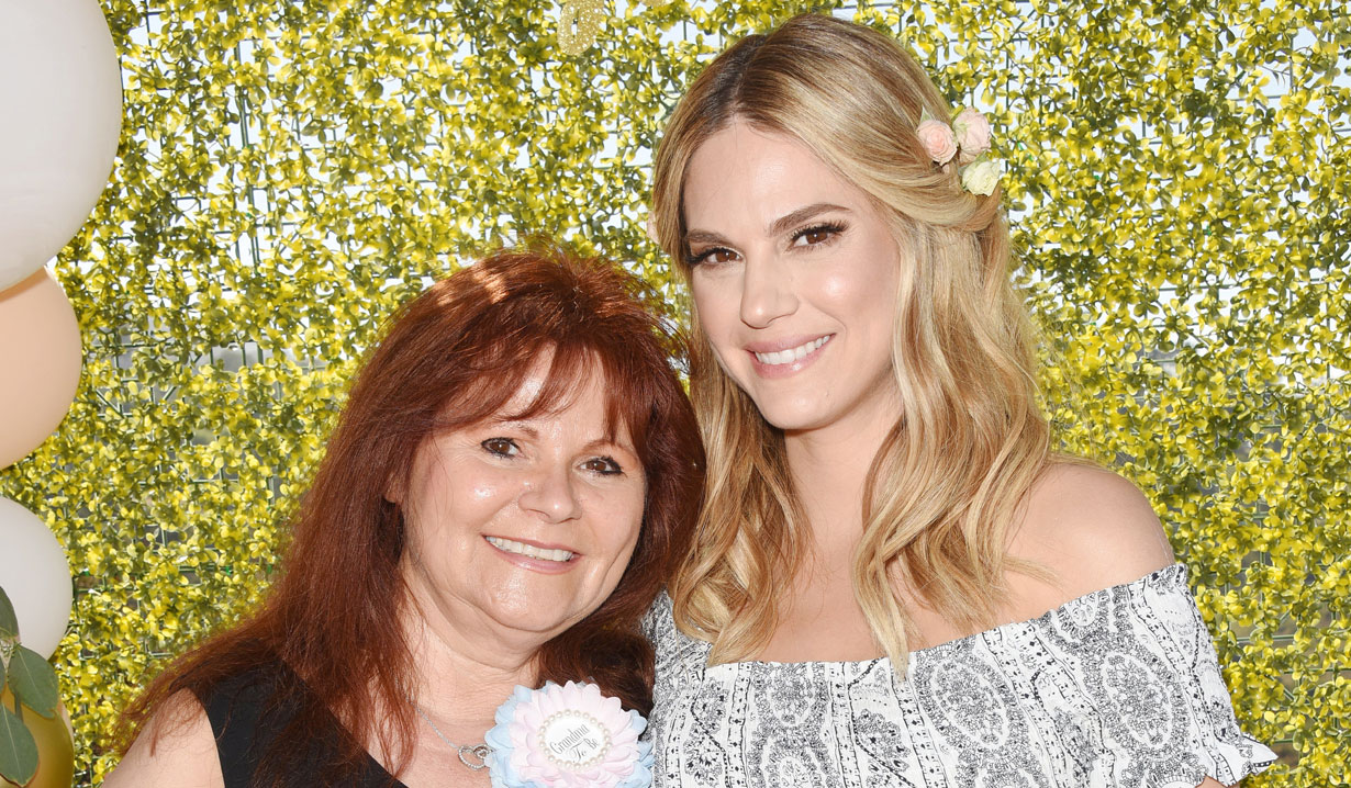 kelly kruger and mom B&B