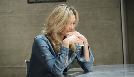kristen waits for brady's visit in jail DAYS