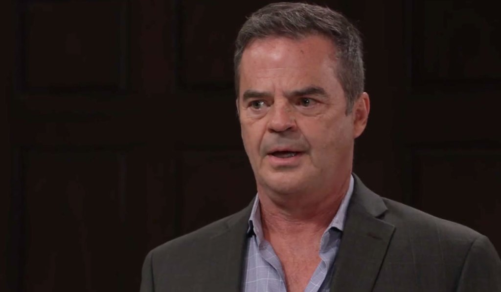 Ned is going to confess on GH