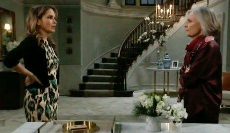 Olivia Confronts Tracy