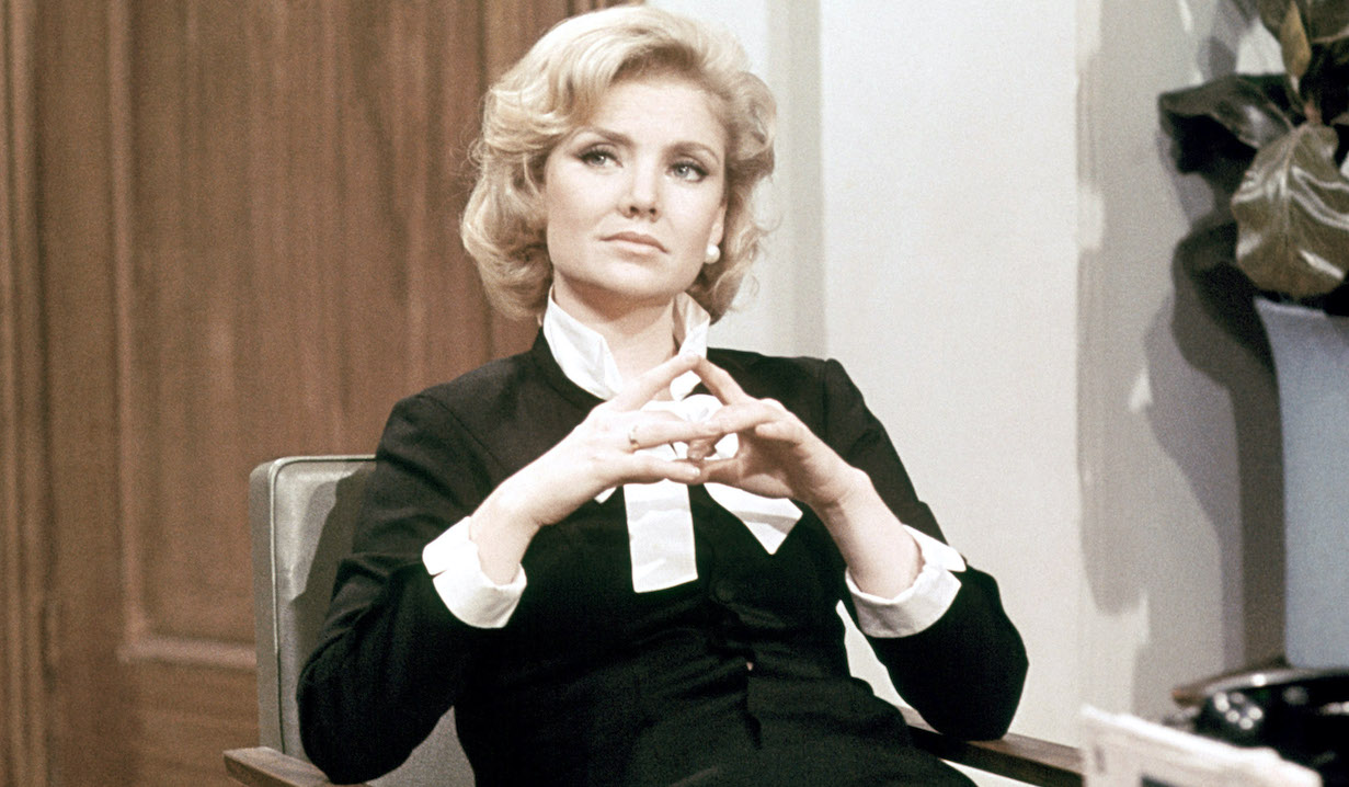 ONE LIFE TO LIVE, Erika Slezak, (ca. late 1960s/early 1970s), 1968-. © ABC / Courtesy: Everett Collection