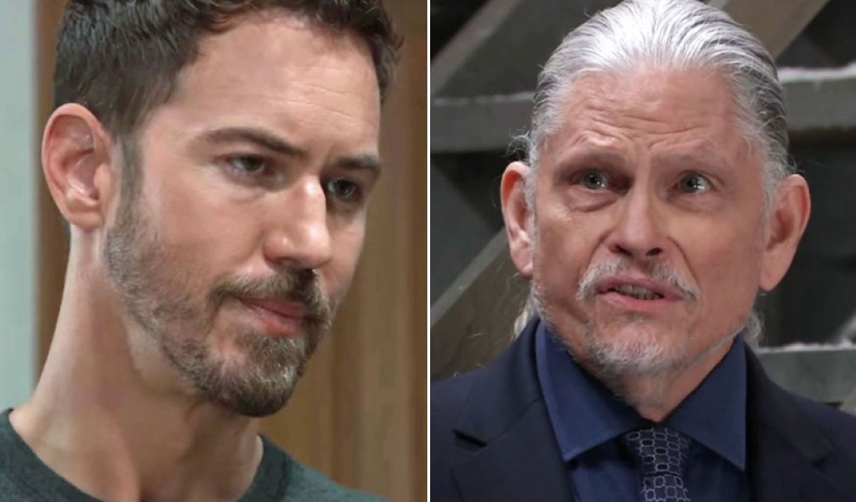 Peter and Cyrus shaken on GH