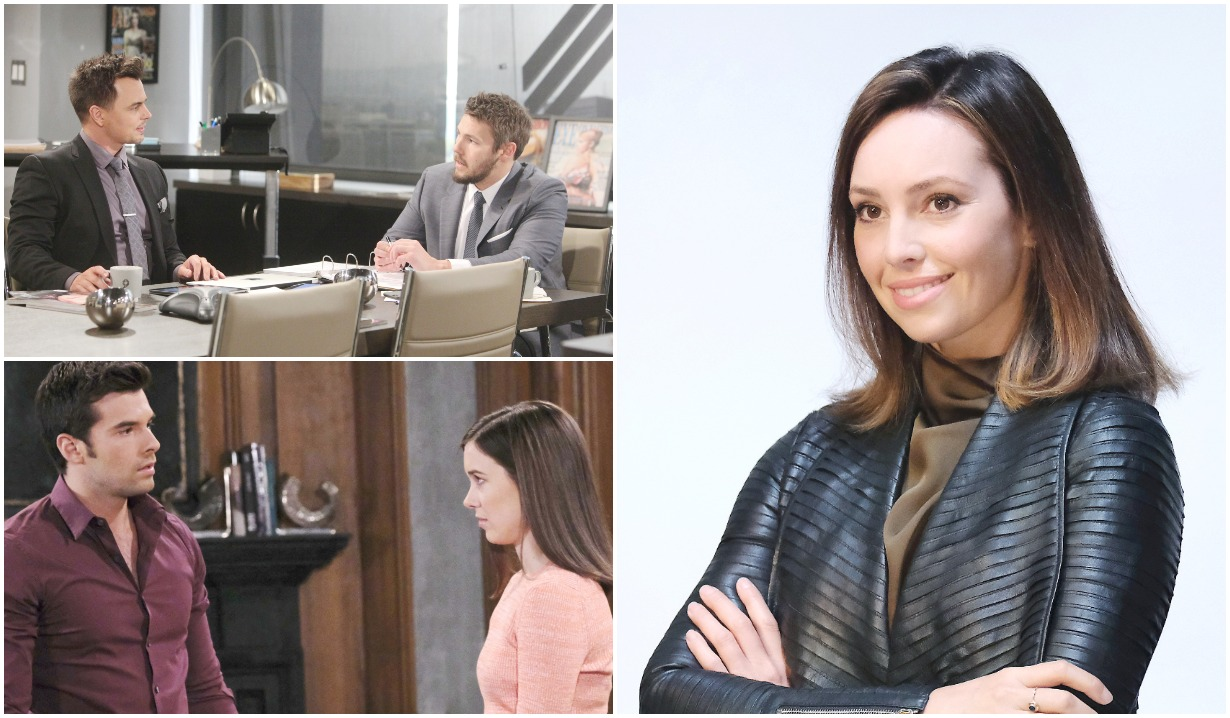 This Week's Five Twists We Can't Wait to See, From Days of Our Lives *Finally* Revealing Gwen's Secret to Bold & Beautiful's Wyatt Reading Liam for Filth