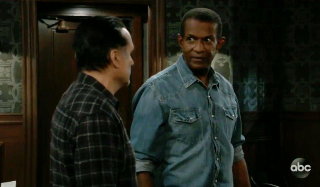 Sonny and Lenny on GH