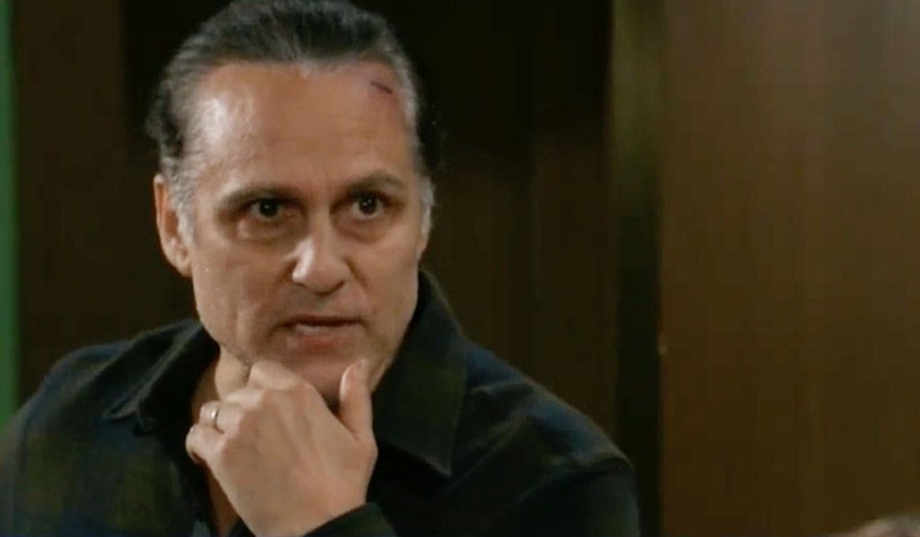 Sonny questions things on GH