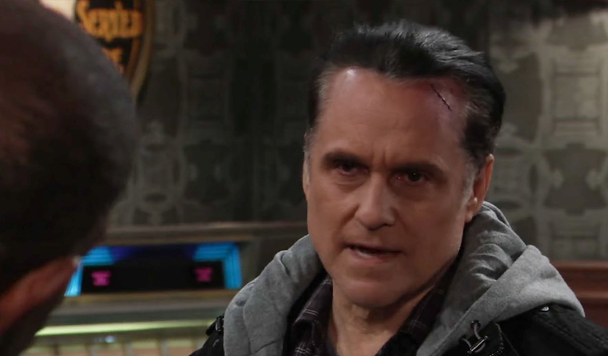 Sonny is unsure who he is on GH
