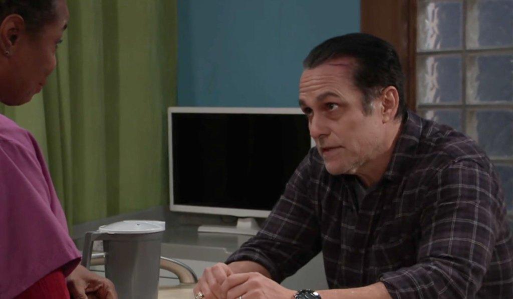 Sonny has amnesia on GH