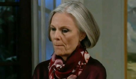 Tracy is busted GH