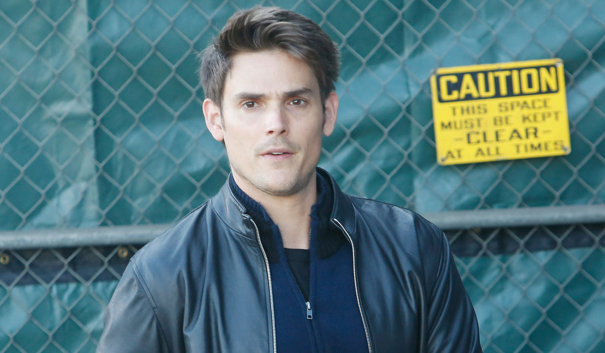 Y&R's Mark Grossman should do Hallmark