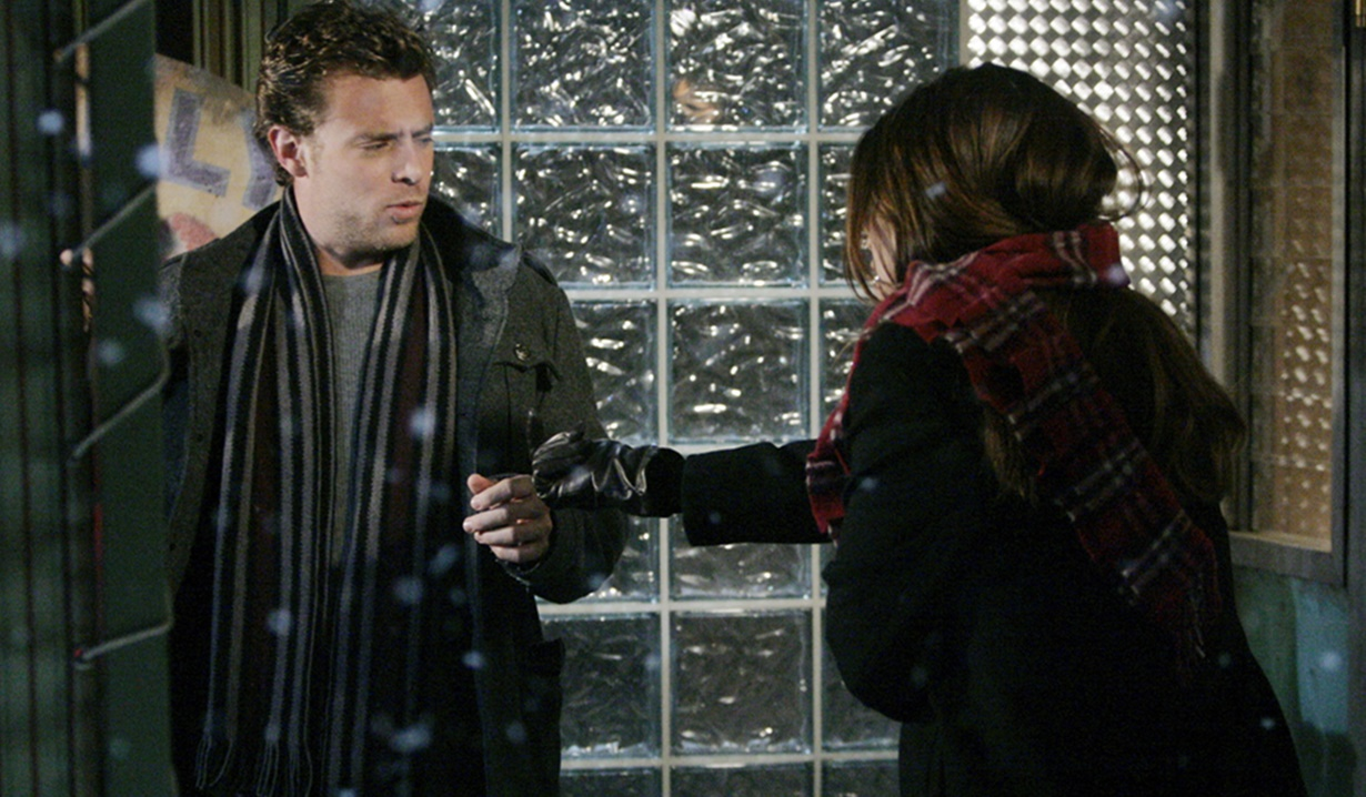 Billy, Victoria, New Year's Eve Y&R