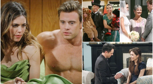 Billy, Victoria love story Y&R
