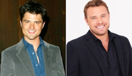 Chad Brannon and Billy Miller of GH JJ ABC