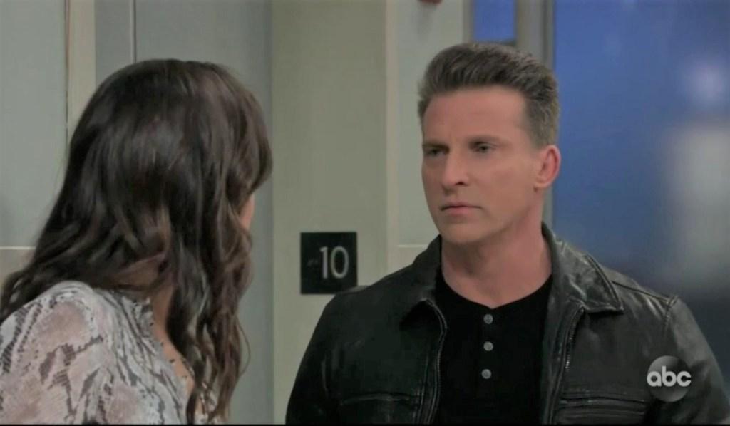 Britt and Jason talk Valentine's Day General Hospital