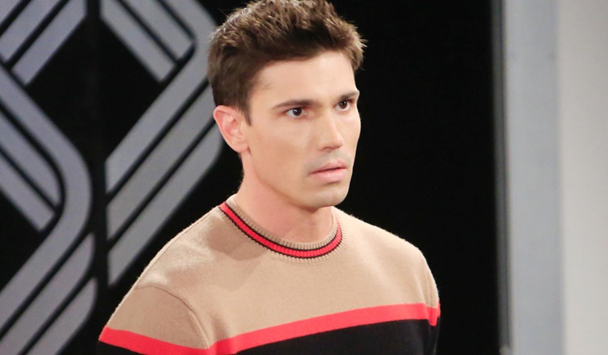 Finn confronts Liam B&B