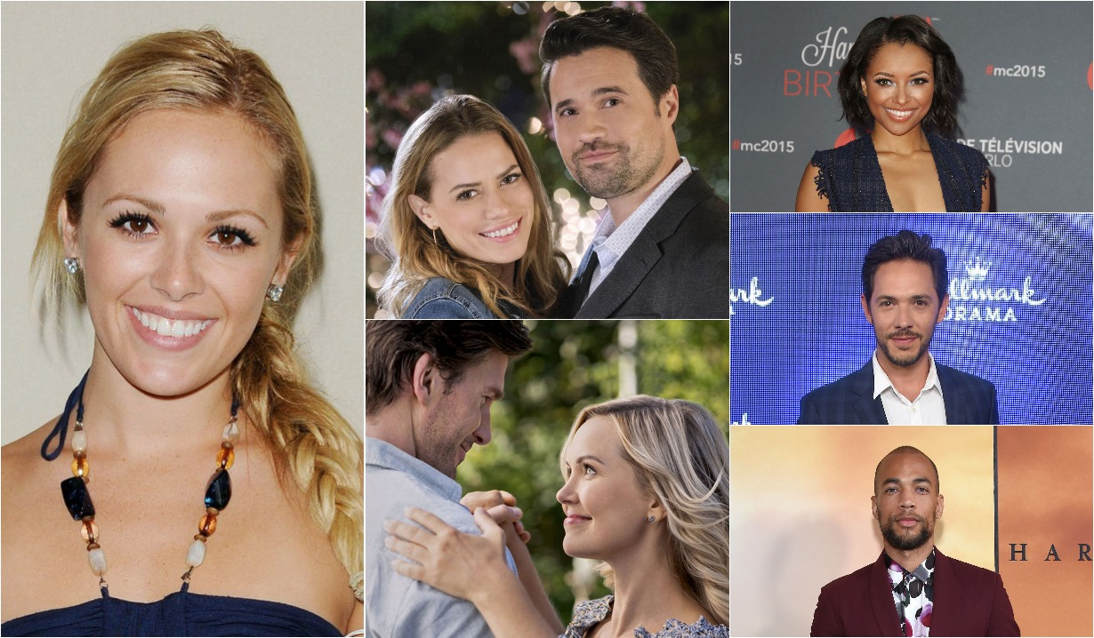 guiding light all my children days of our lives alums hallmark spring fever 2020 movies