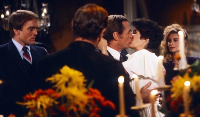 Jack, John, Jill, Ashley wedding Y&R