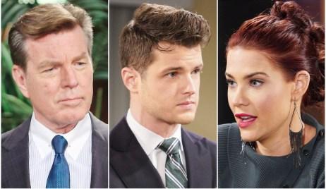 Jack, Kyle, Sally revamp scandal Y&R