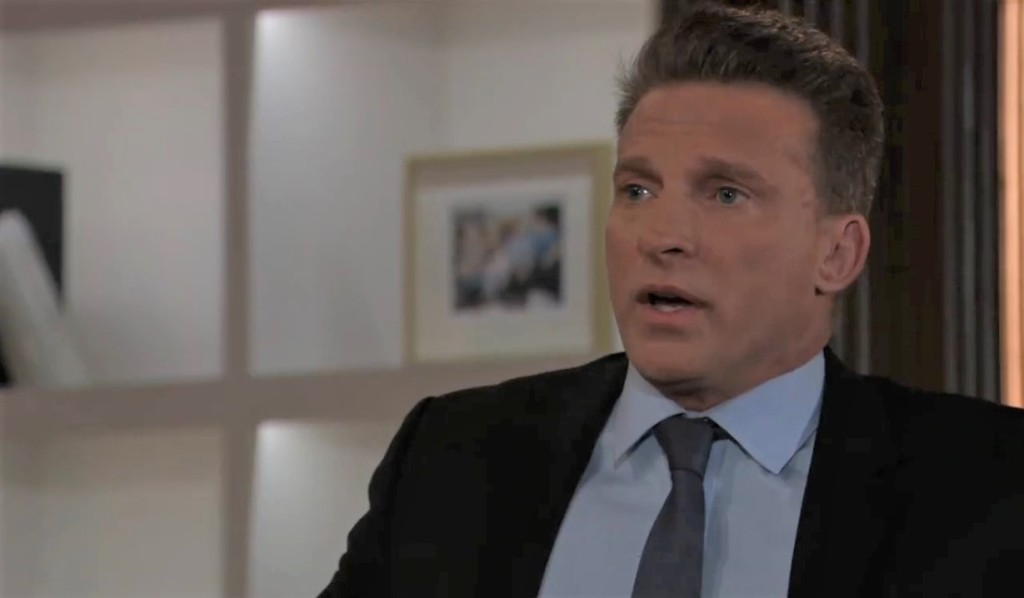 Jason asks Diane how bad it is at Corinthos house General Hospital