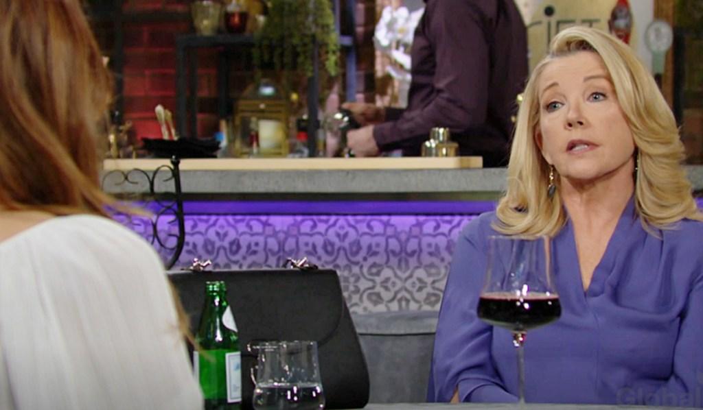 Nikki advice Victoria Y&R