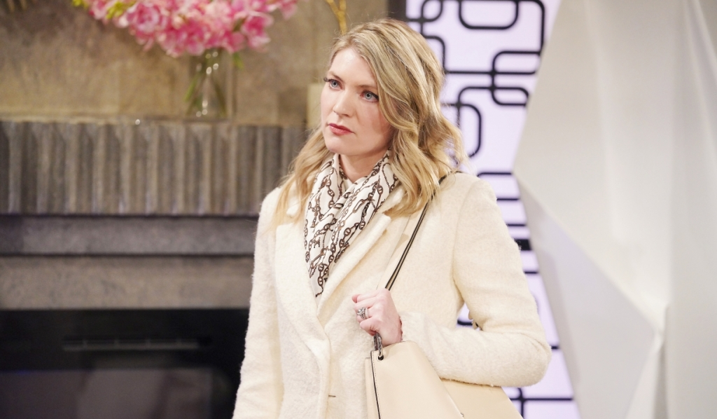 Tara tells Kyle he's a father at Grand Phoenix Y&R