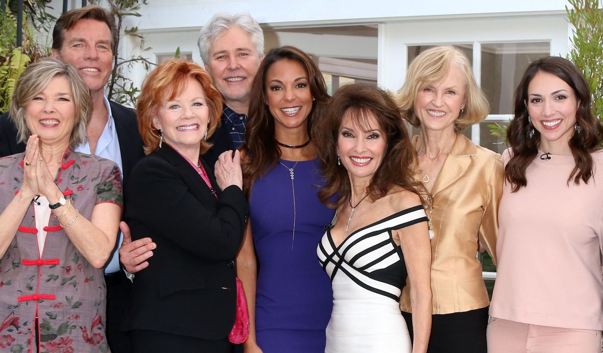 the latest on abc's all my children reboot