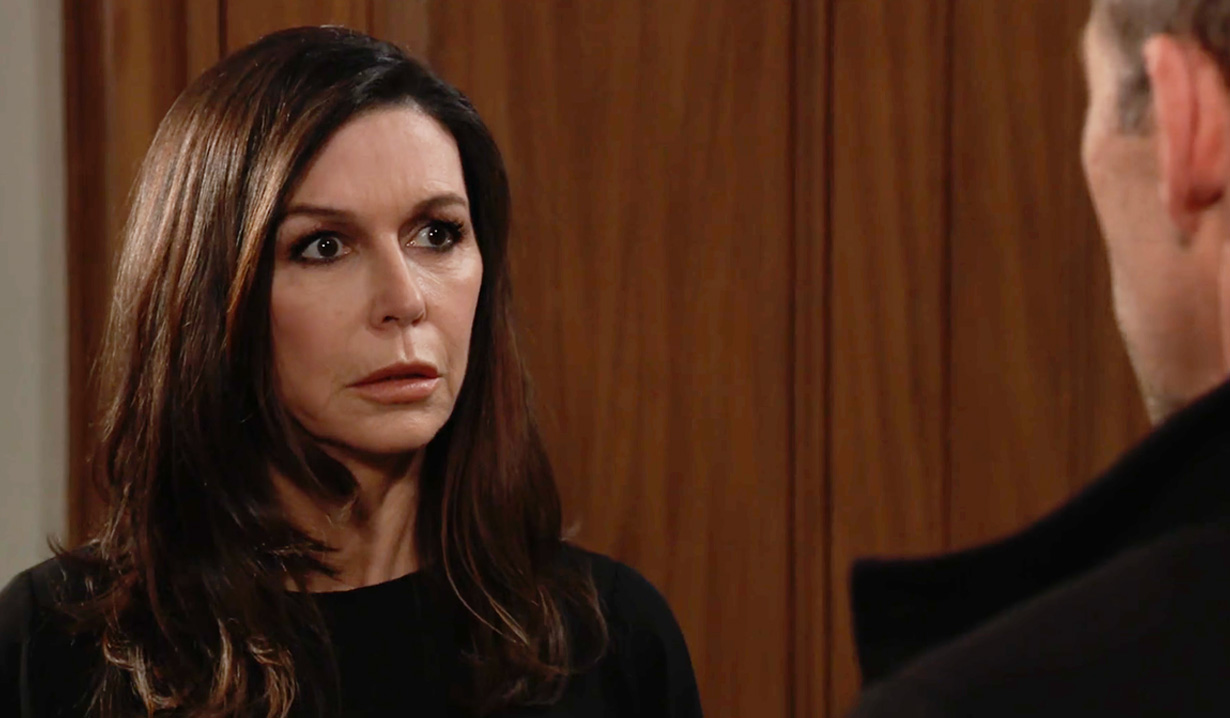 Anna learns about Peter's lies on GH ABC