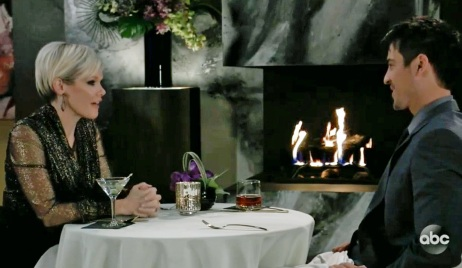 Nikolas and Ava Valentine's Days GH ABC