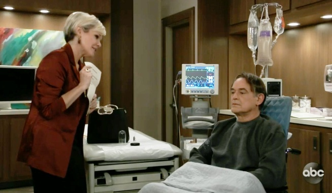 Ryan and Ava and the bug on GH ABC