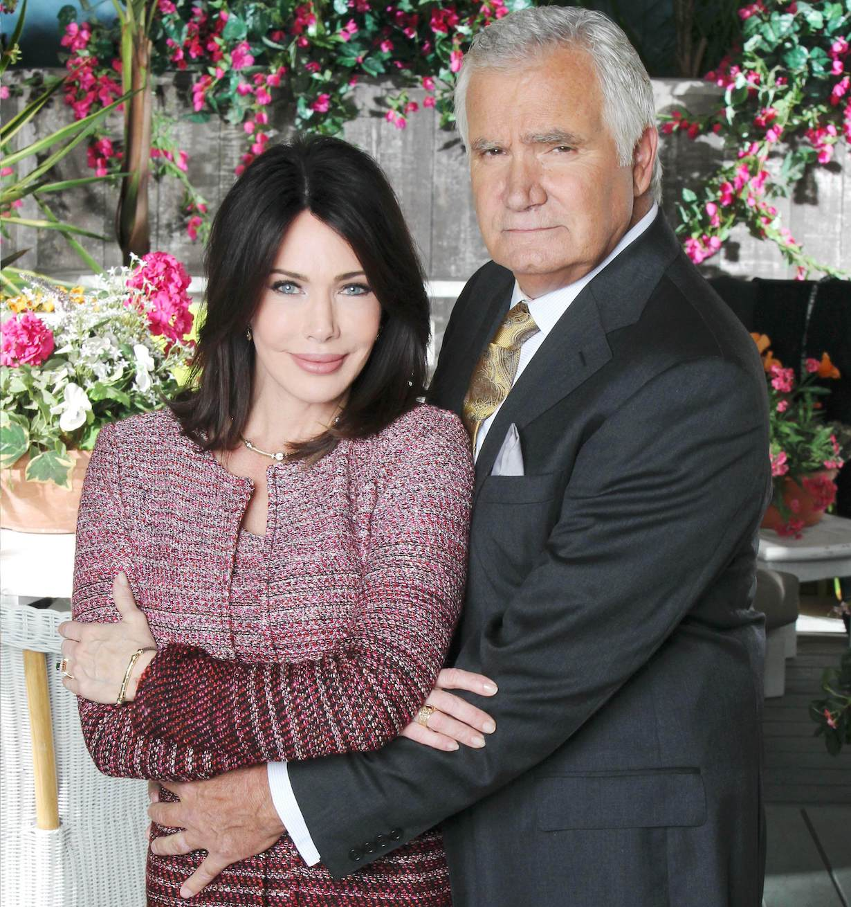 "Hunter Tylo, John McCook ""The Bold and the Beautiful"" jp taylor eric"